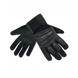 Pánské textilní moto rukavice Spark Astra, černé