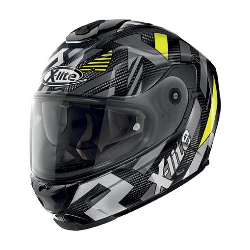 Moto helma X-Lite X-903 Ultra Creek N-Com Carbon 36