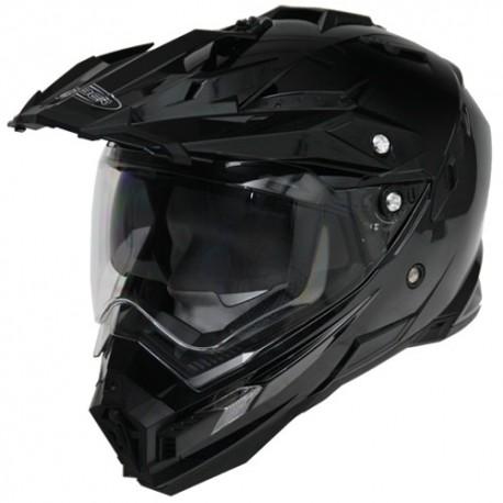 Moto helma Cyber UX-33, černá