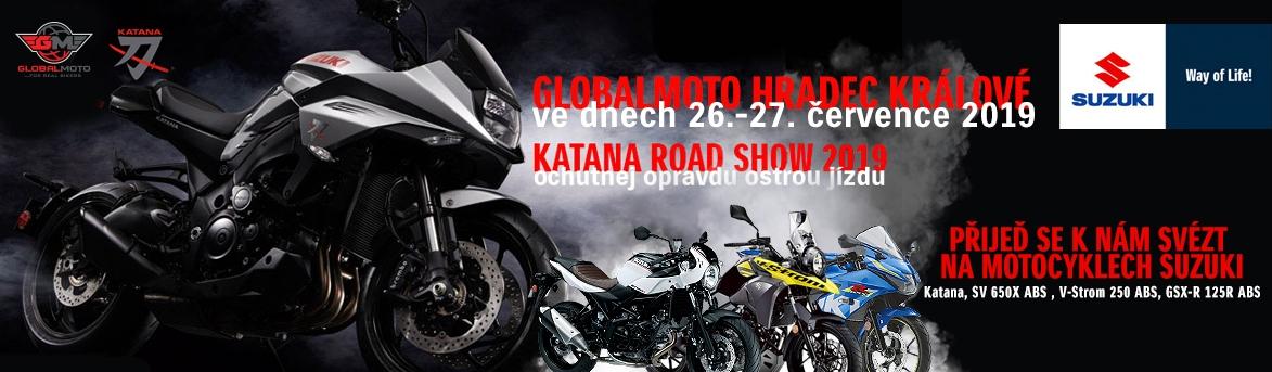 Katana Road Show 2019