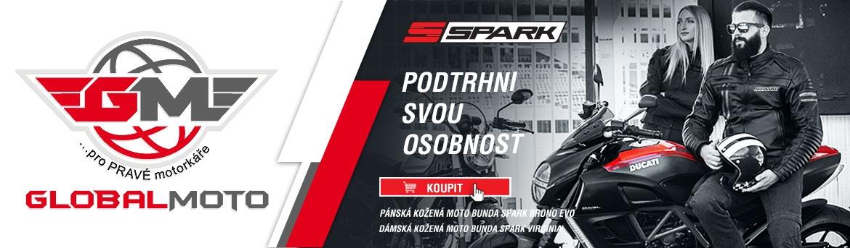 Moto oblečení SPARK